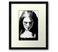 Queen Of The Damned Framed Print