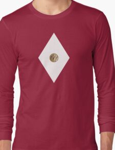 Pterodactyl Power Coin - Mighty Morphin Power Rangers - Cosplay Long Sleeve T-Shirt