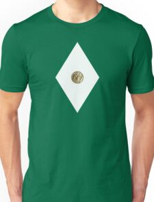 Pterodactyl Power Coin - Mighty Morphin Power Rangers - Cosplay Unisex T-Shirt