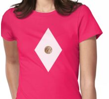 Pterodactyl Power Coin - Mighty Morphin Power Rangers - Cosplay Womens Fitted T-Shirt