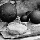 Canon Balls by Harry Purves