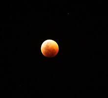 Lunar Eclipse by Rodney Fagan