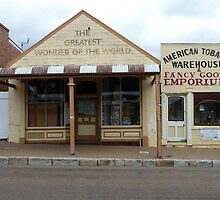 Mayne Street, Gulgong NSW by DashTravels