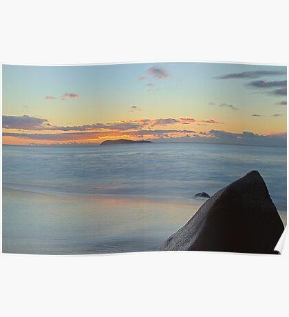 Zenith Beach Sunrise Poster
