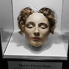 Mary Queen of Scots' Death Mask by Harry Purves