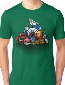 Anime Monsters Unisex T-Shirt
