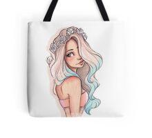 Mermaid Hair Tote Bag