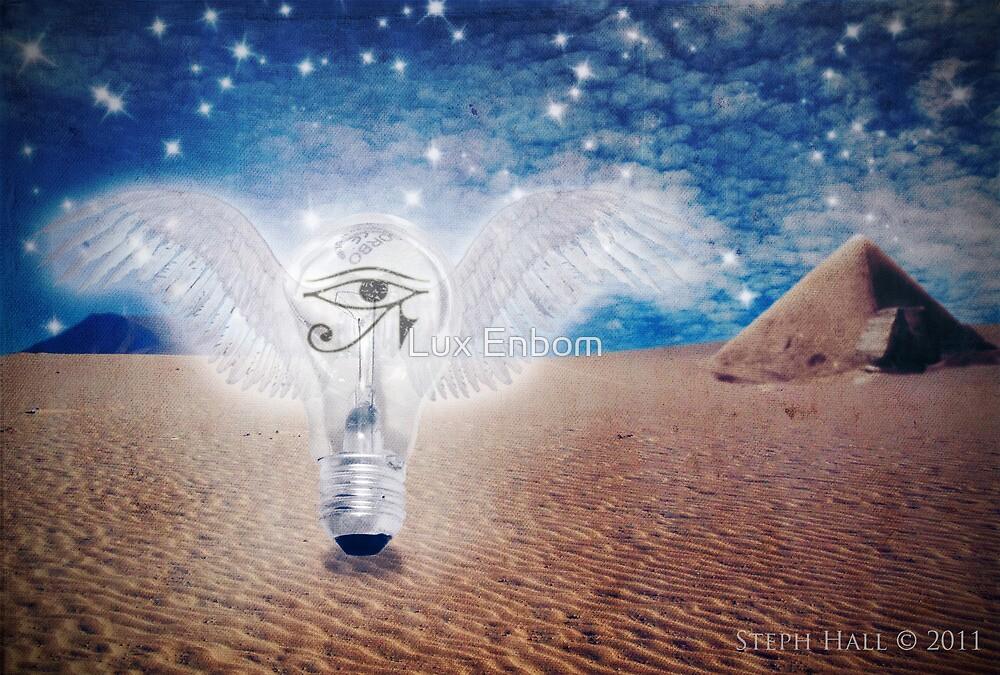 Ra Ascending by Steph Enbom