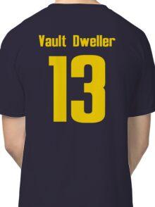 Vault Dweller 13 Classic T-Shirt