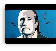 Reservoir Dogs- Mr. Blue Canvas Print