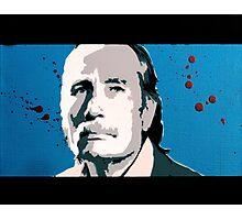 Reservoir Dogs- Mr. Blue Photographic Print