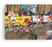 Giro Tuscana 2009 Canvas Print