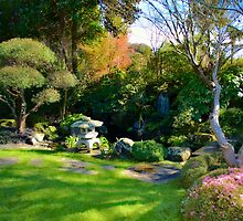 Lovely Japanese Garden... by Wenz