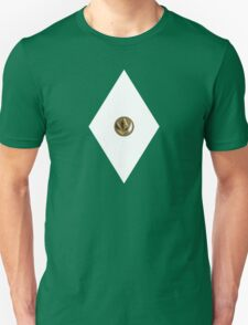 Dragonzord Power Coin - Mighty Morphin Power Rangers - Cosplay Unisex T-Shirt