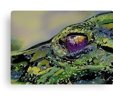 The Hand That Feeds Me Canvas Print