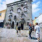 Lynch's Castle, Galway City, Ireland by conchubar