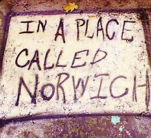 Norwich, England - Urban Art by Vincent J. Newman