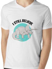 I Still Believe Mens V-Neck T-Shirt