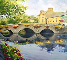 Westport Bridge County Mayo by conchubar