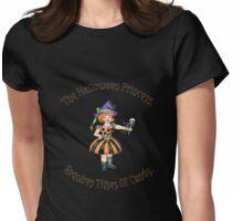 Halloween Princess Womens Fitted T-Shirt