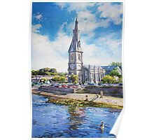 St. Muredach's Cathedral, Ballina, Co. Mayo Poster
