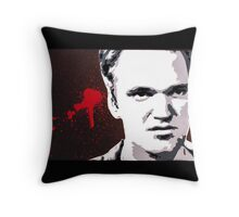 Reservoir Dogs- Mr Brown Throw Pillow
