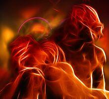 Lovers by jean-louis bouzou