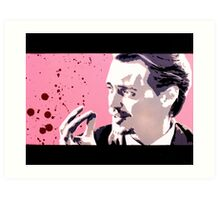 Reservoir Dogs- Mr. Pink Art Print
