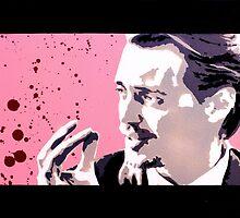 Reservoir Dogs- Mr. Pink by NerdgasmsByKat