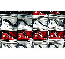 Chuck Taylor All Stars Photographic Print