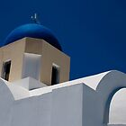 Blue Domes  by AzureSky