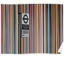 Adding a splash of colour Poster