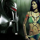 New Cylon Generation by Hiragraphic