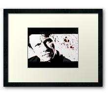 Reservoir Dogs- Mr. White Framed Print