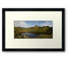 Easedale Tarn - Lake District Framed Print