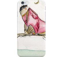 Canary Potter- Nerdy Birdy Harry Potter iPhone Case/Skin