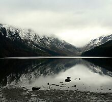 Glendalough, Ireland by Ewa Zagorska