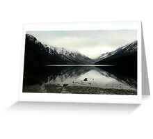 Glendalough, Ireland Greeting Card