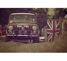 Mini Cooper S (1963) Photographic Print