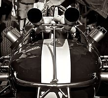 Lotus Ford Indy 500 Winner 1965 by Lynchie