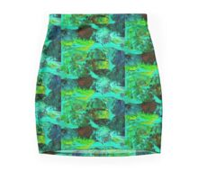 Speculative Intensity Mini Skirt