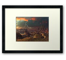 A Fair Chance of Rain Framed Print