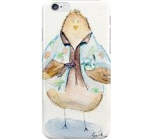 Hoban Washbird- Firefly Nerdy Birdy iPhone Case/Skin