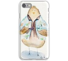 Hoban Washbird- Firefly Nerdy Birdy iPhone Case/Skin