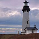 Yaquina Head HDR by LucyAbrao