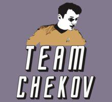 Team Chekov by Rachel Miller