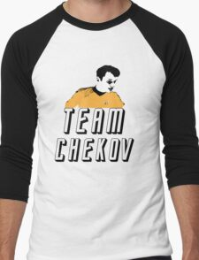 Team Chekov Men's Baseball ¾ T-Shirt