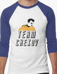 Team Chekov Men's Baseball ¾ T-Shirt
