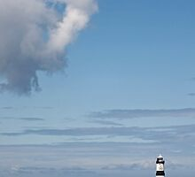 Penmon Point Lighthouse by Yampimon