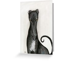 Simply Anonymous Greeting Card